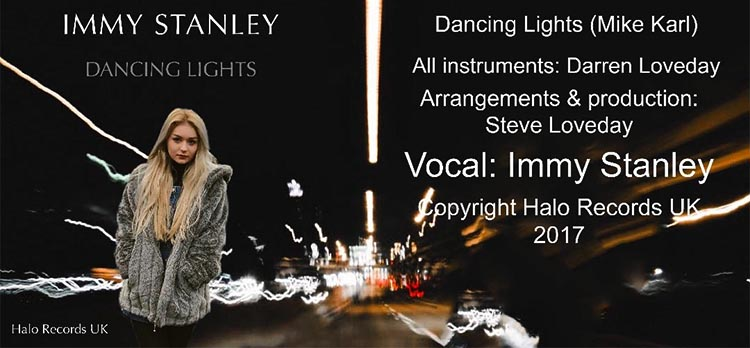 Immy Stanley - Dancing Lights